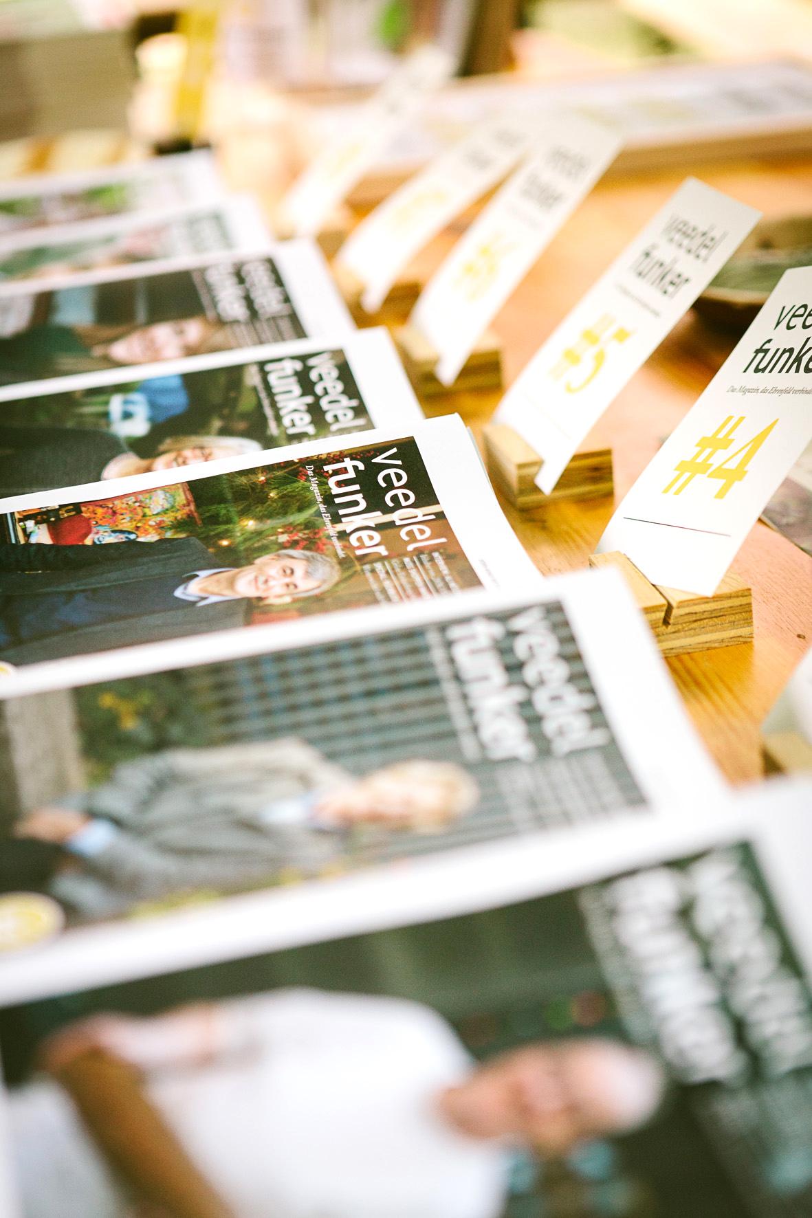 "The magazine ""veedelfunker"""
