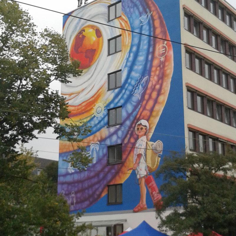 Weltbaustellen Düsseldorf