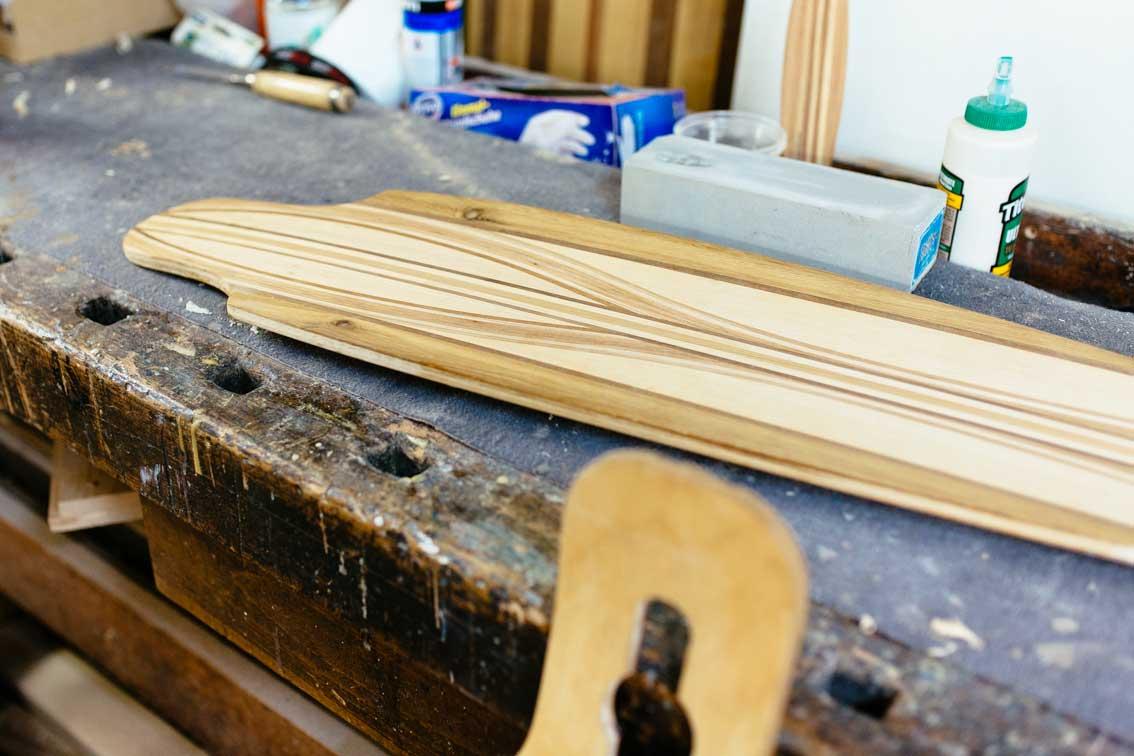 Nachhaltige Surfbretter – Backwood Boards