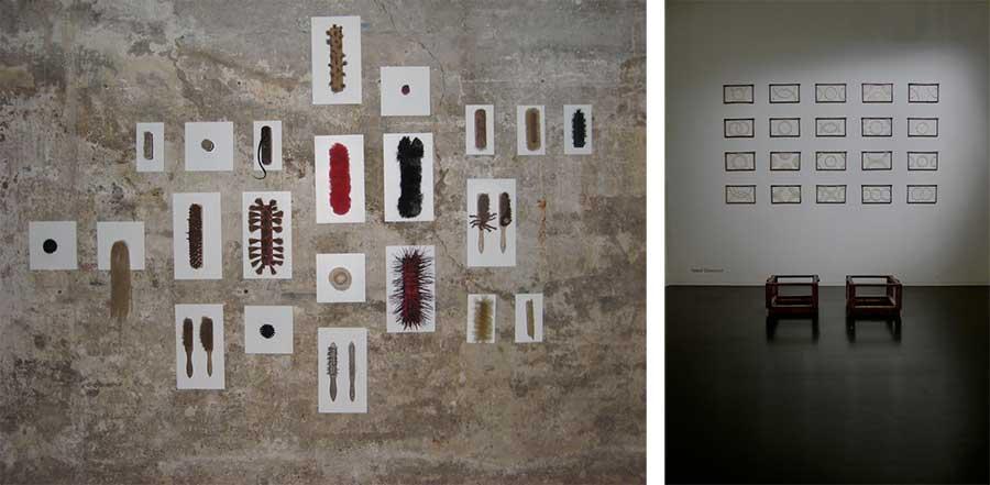 Isabel Oestreich: Installationen