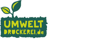 Umweltdruckerei Logo