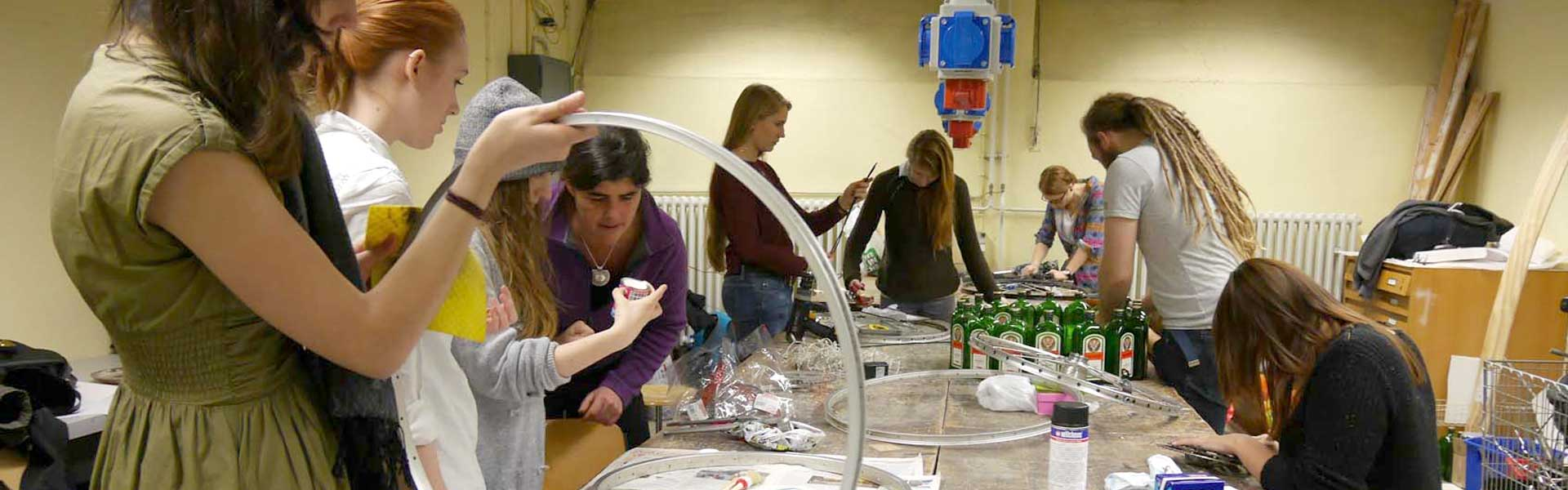 Cyc-Loop Upcycling Workshops
