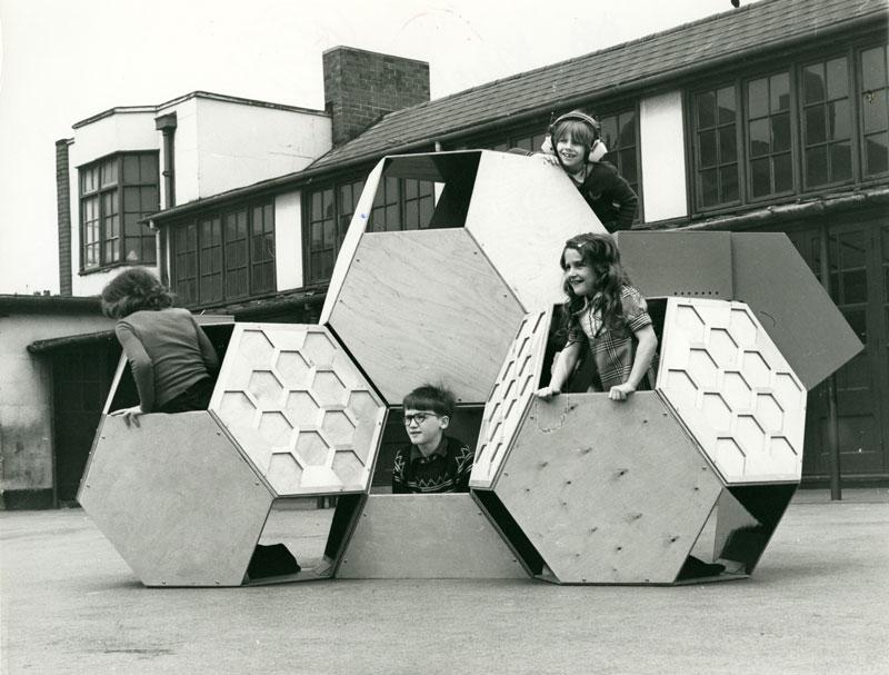 Papanek Movable Playground