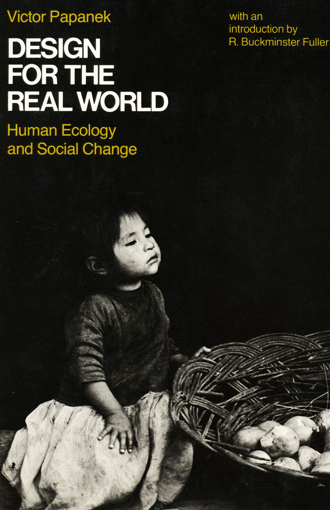 Papanek Cover Design for the Real World