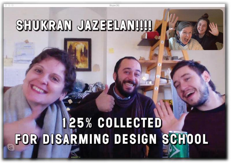 Disarming Design School