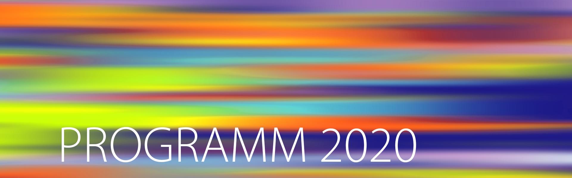 ökoRAUSCH Programm 2020