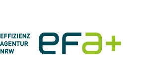 Logo Effizienzagentur efa